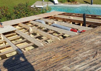 Entrepreneur en restauration de toit à Boisbriand - Toitures Mathieu Gravel Inc à St-Joseph-du-Lac