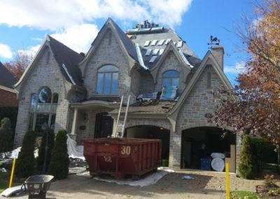 Entretien de toit et restauration de toit à Oka - Toitures Mathieu Gravel Inc à St-Joseph-du-Lac